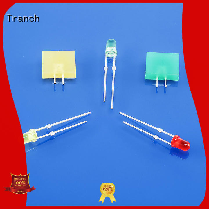 Tranch customized led bicolor manufacturer for display
