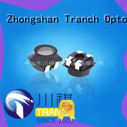 Tranch led rgb smd white shell for road traffic information