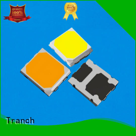 Tranch beautiful led chip light white shell for road traffic information