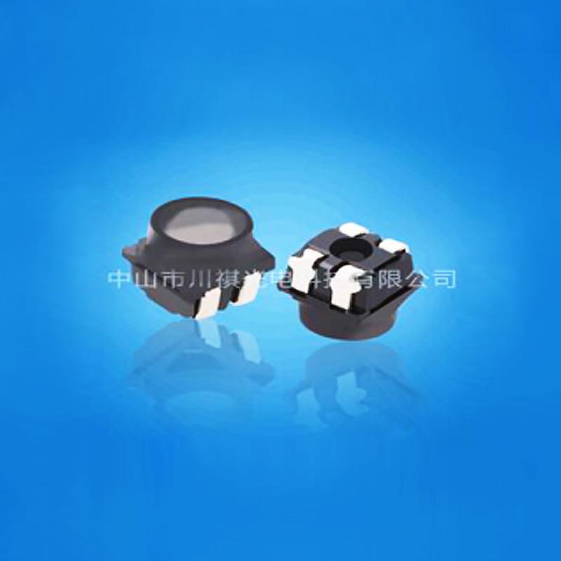 RGB LED Chip 2525RGB Black shell
