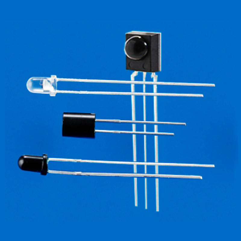 wholesale infrared light emitting diode new for multimedia equipment Tranch