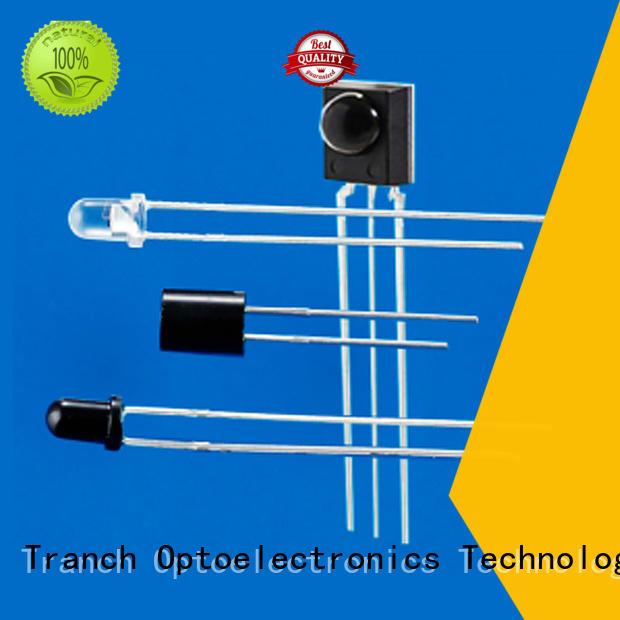 Tranch custom ir led emission reception for multimedia equipment