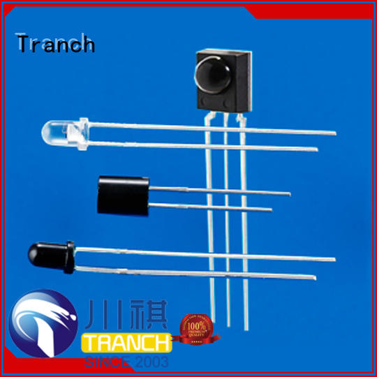 led infrared for front panel design Tranch