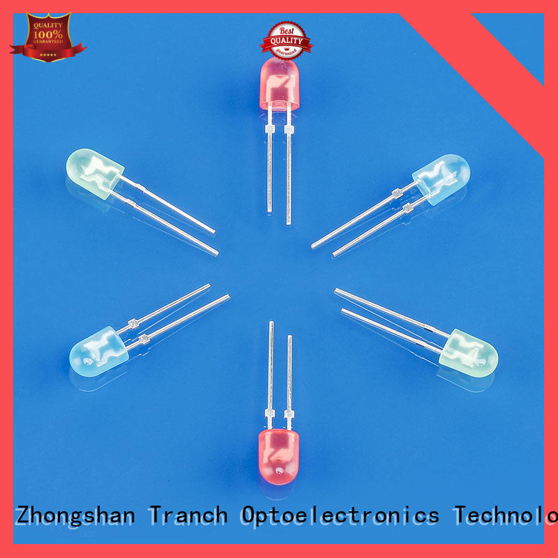 Tranch efficient rgb dip led lamp fast delivery