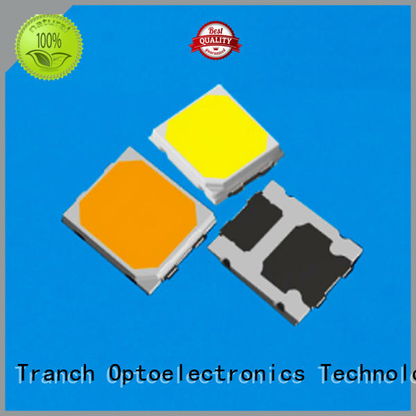 Tranch colorful led chip light white shell for sale