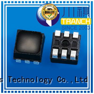 Tranch smd rgb led manufacturer for display