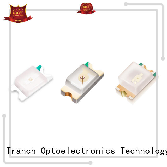 Tranch high end chip led for fax machines