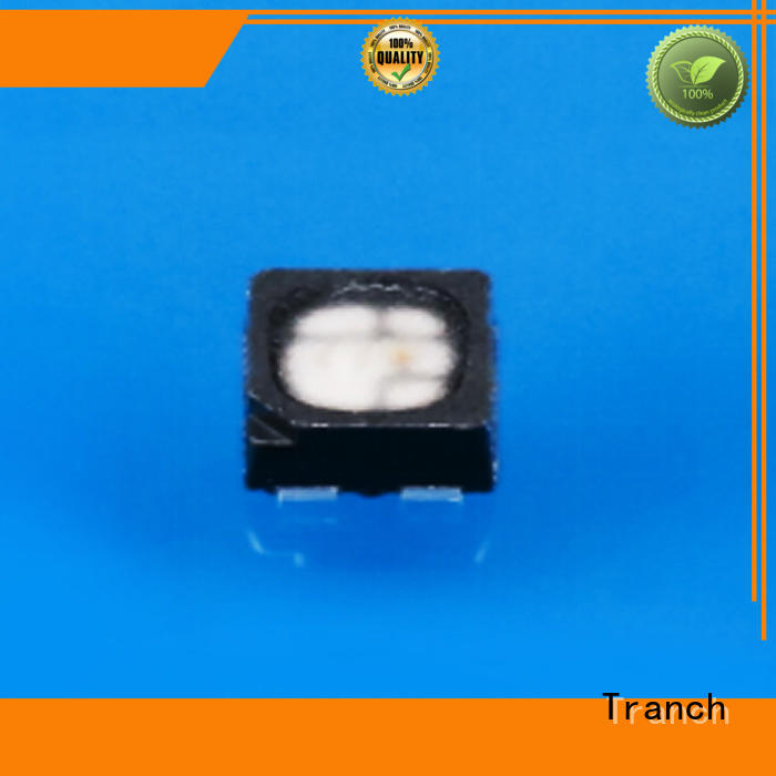 Tranch high quality chip led rgb white shell for road traffic information