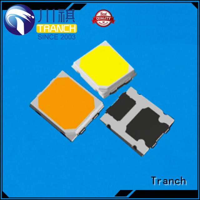 Tranch black led plant growth manufacturer for brightening