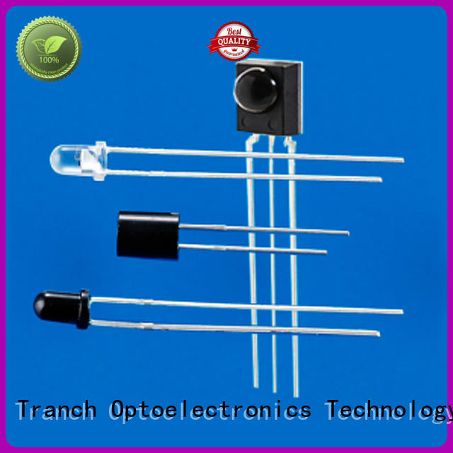 Tranch high quality ir emitter diode manufacturer for multimedia equipment