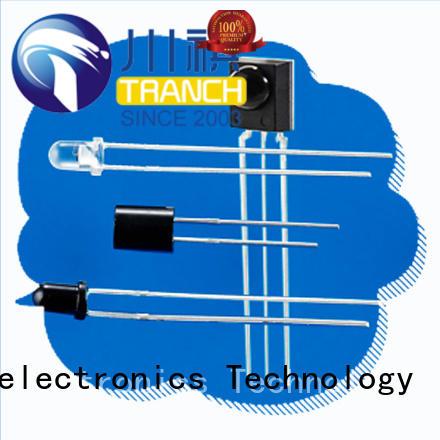 Tranch custom ir transmitter led manufacturer for front panel design