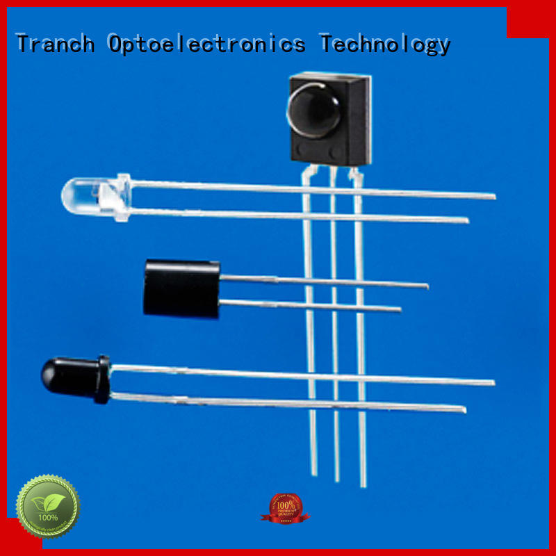 high quality ir emitter diode manufacturer for front panel design Tranch