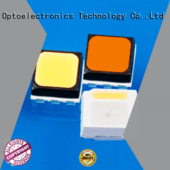 Tranch package smd 3535 shell display