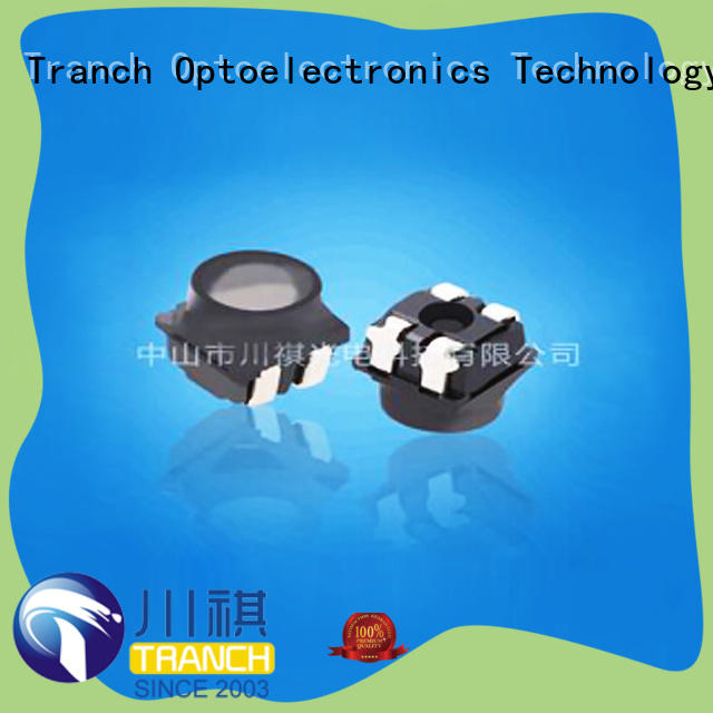 Tranch black smd led lights black shell for road traffic information