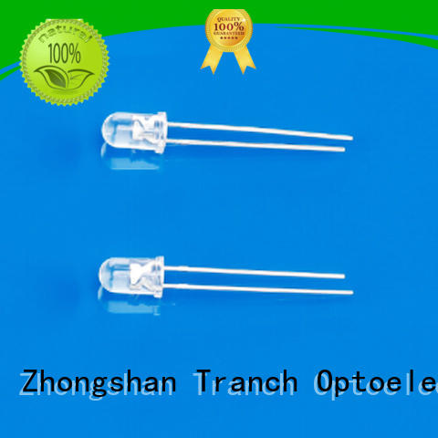Tranch best ultraviolet led with electrostatic protection