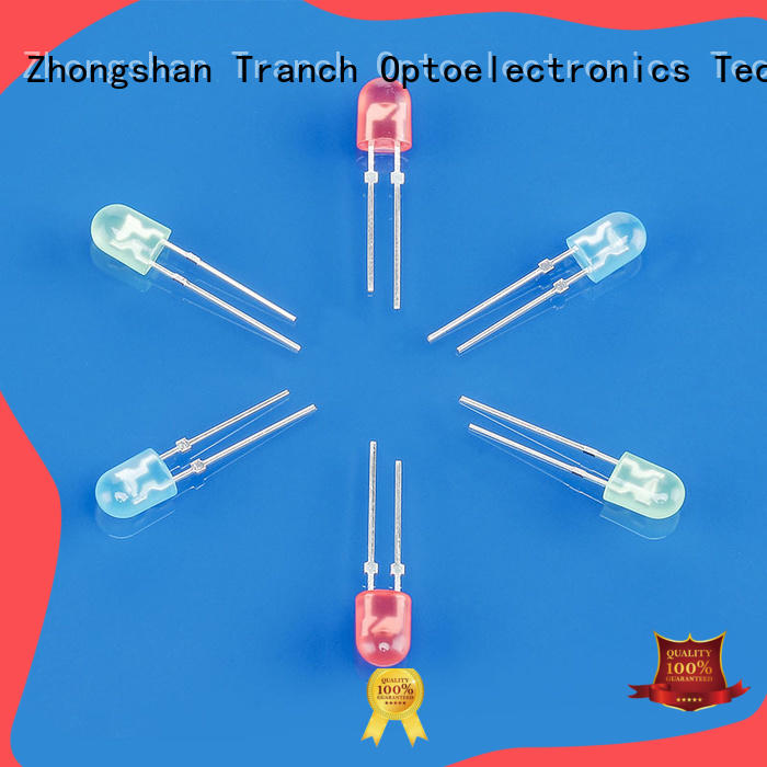 Tranch customized led dip beads supplier
