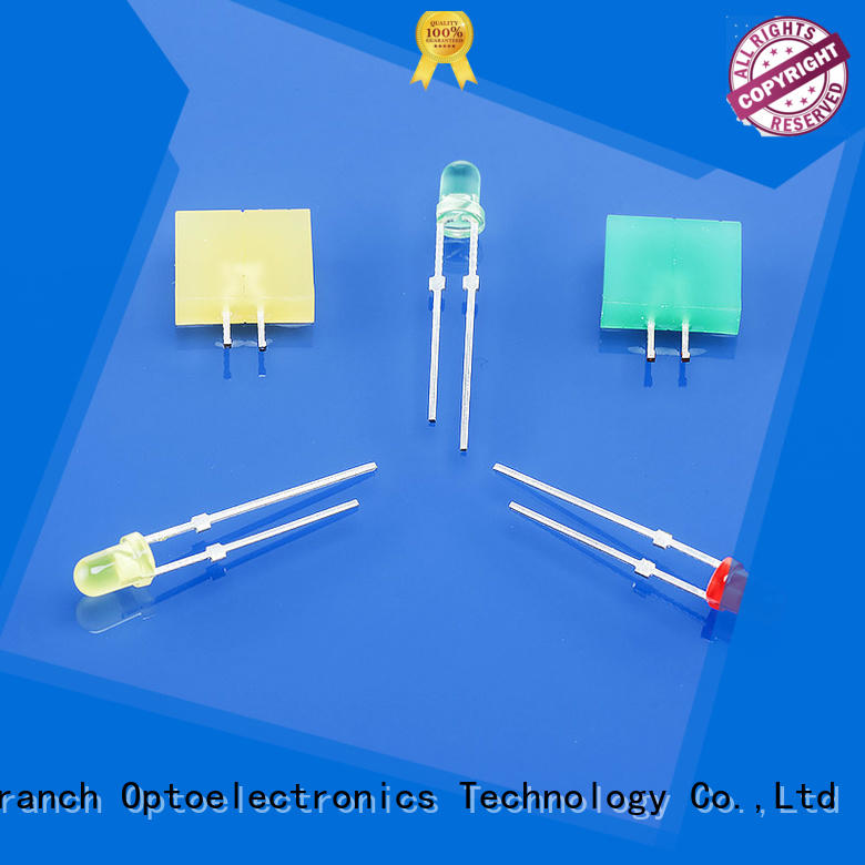 colored led bicolor 3mm with oem service for lighting Tranch