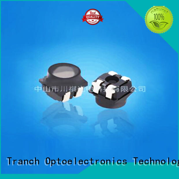 Tranch efficient rgb smd led chip white shell for road traffic information