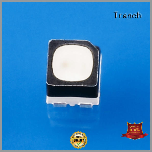 Tranch fast delivery smd led white shell for road traffic information