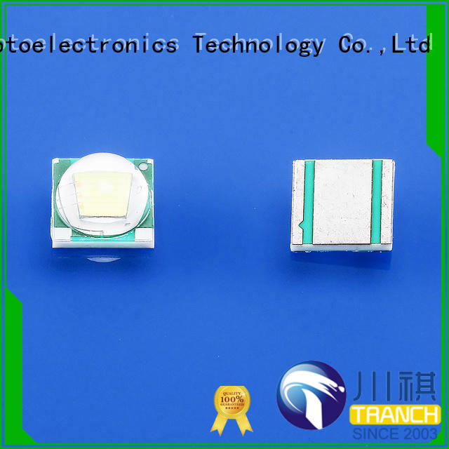 Tranch smd rgb led supplier for road traffic information