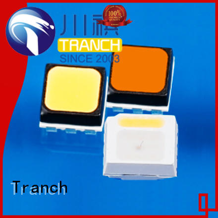 Tranch black 3535 led package black shell for display