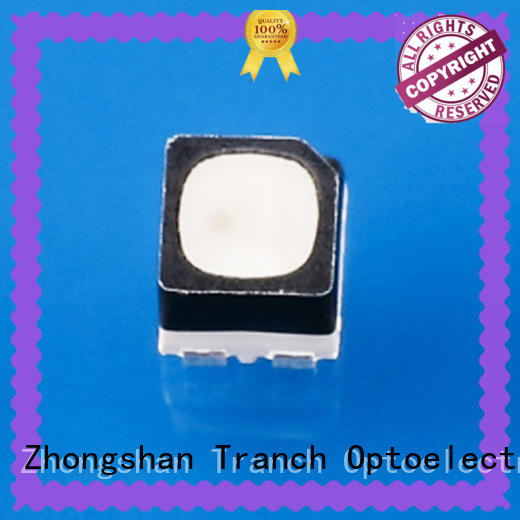 Tranch smd rgb smd led chip white supplier