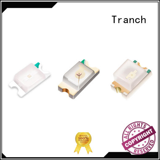 Tranch led 3535 white shell for display