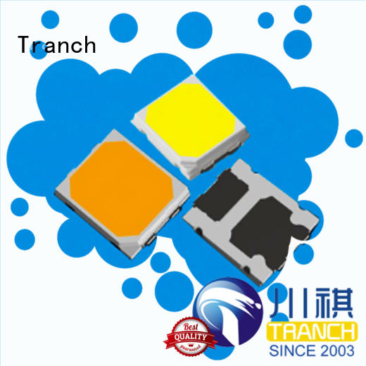 Tranch hot sale 2835 led chip supplier for display