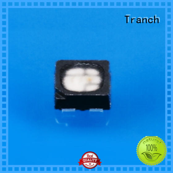 customized smd led lights black shell for display