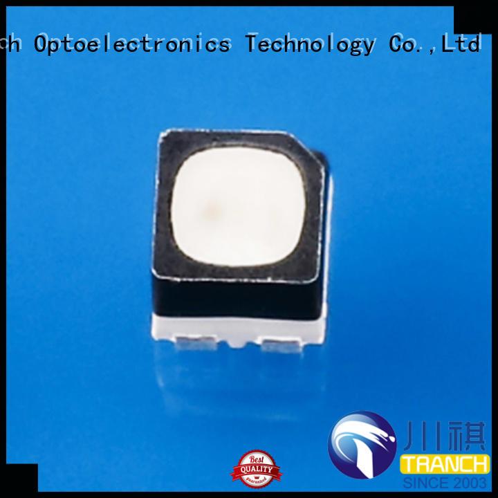 efficient high brightness rgb led black shell for display Tranch