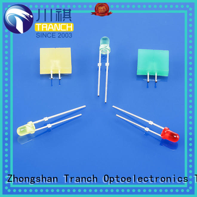 3mm bicolor led high quality for sale Tranch