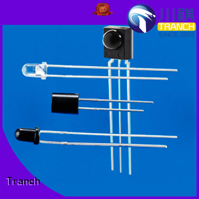 ir transmitter diode for front panel design Tranch