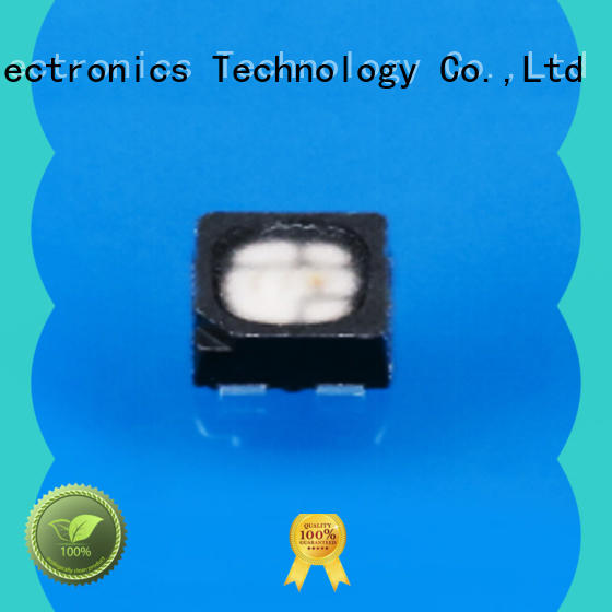 black led smd rgb black shell for road traffic information
