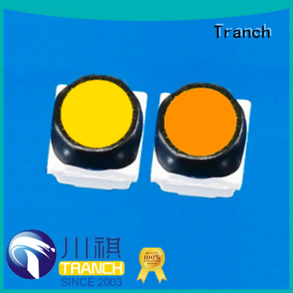 Tranch colorful high brightness rgb led for brightening