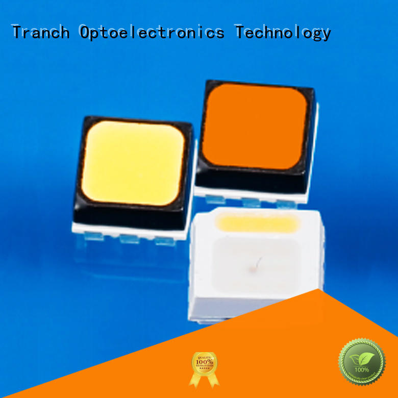 Tranch leds smd black shell for sale