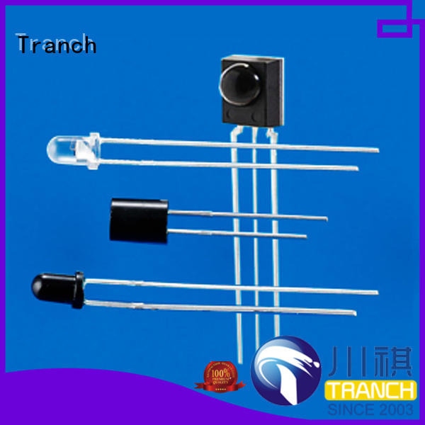 excellent ir transmitter led emission reception for front panel design