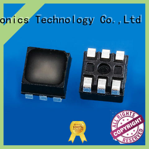 beautiful led chip black shell for display