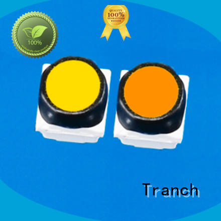 Tranch white 3535 led chip fast delivery for road traffic information