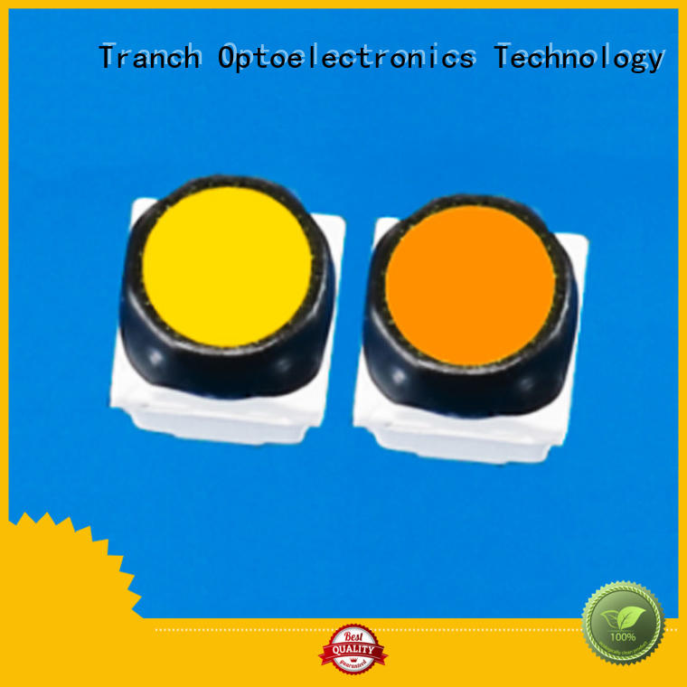 Tranch beautiful smd led black shell for brightening