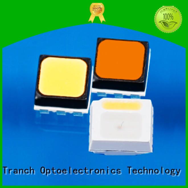 Tranch black 3535 led chip manufacturer for road traffic information