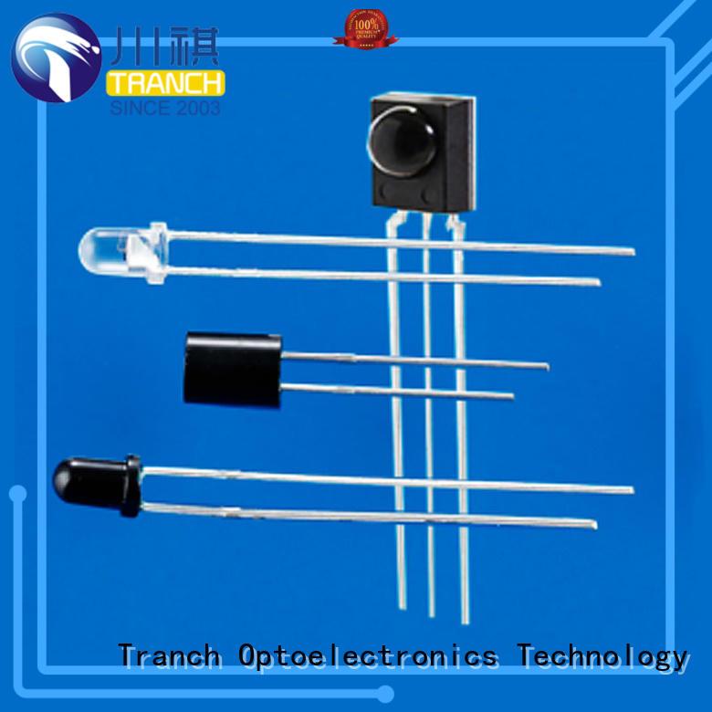 Tranch ir led manufacturer for front panel design