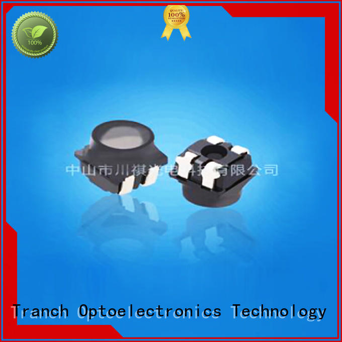 Tranch white 3535 rgb led black shell for brightening