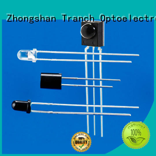 Tranch best infrared emitting diode manufacturer for multimedia equipment