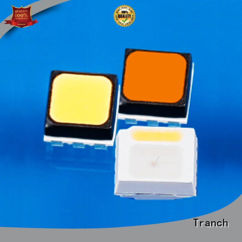 white rgb led chip black shell for road traffic information Tranch