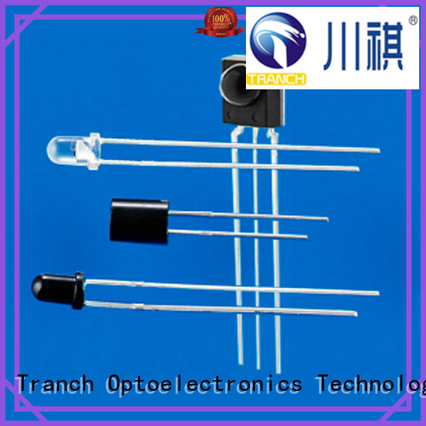 Tranch infrared diode supplier for multimedia equipment