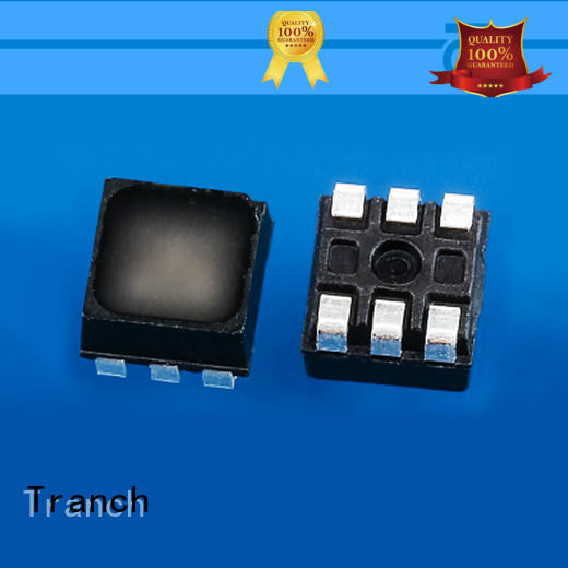 Tranch customized led chip light white shell for road traffic information