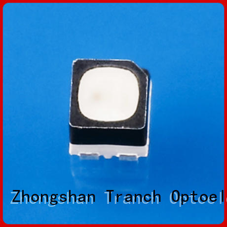Tranch customized high brightness rgb led hot sale for road traffic information
