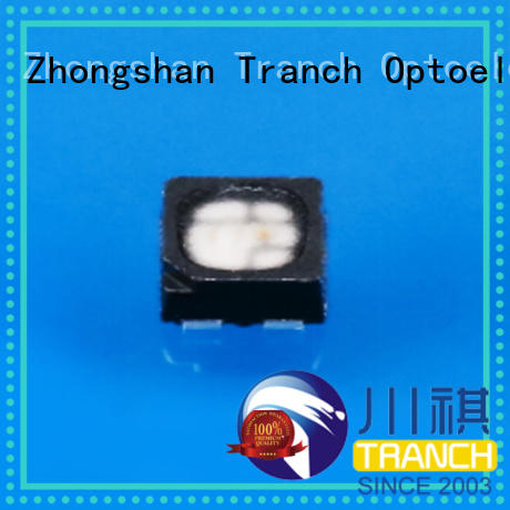 Tranch surface mount led white shell for sale