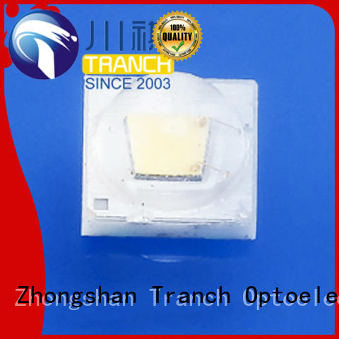 Tranch ultraviolet led with electrostatic protection for road information