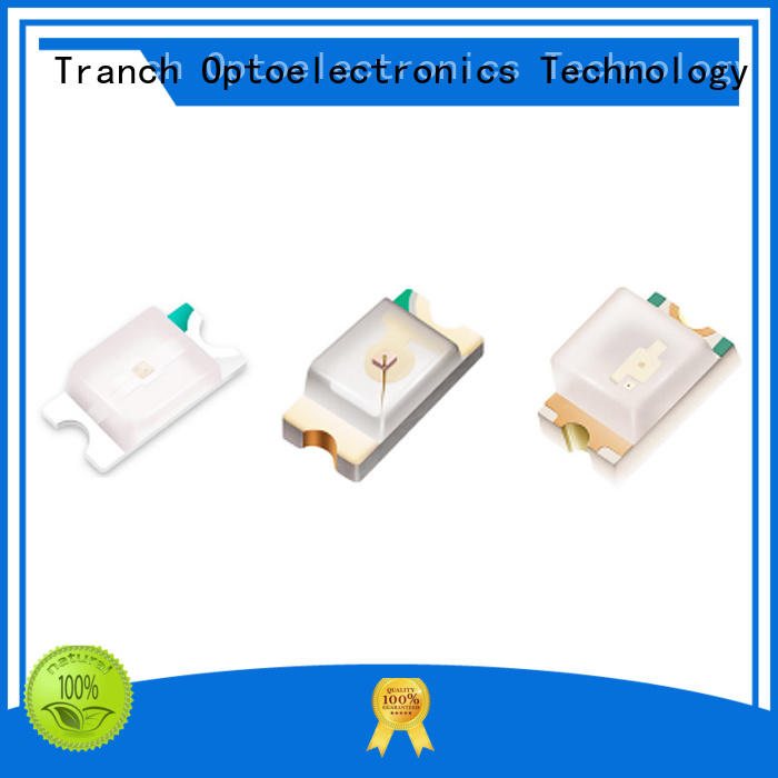 Tranch high end smd led chip with rohs specification for fax machines